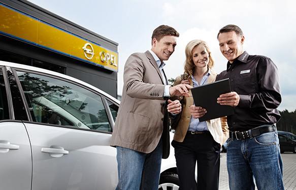 I vantaggi offerti dai centri Opel Service